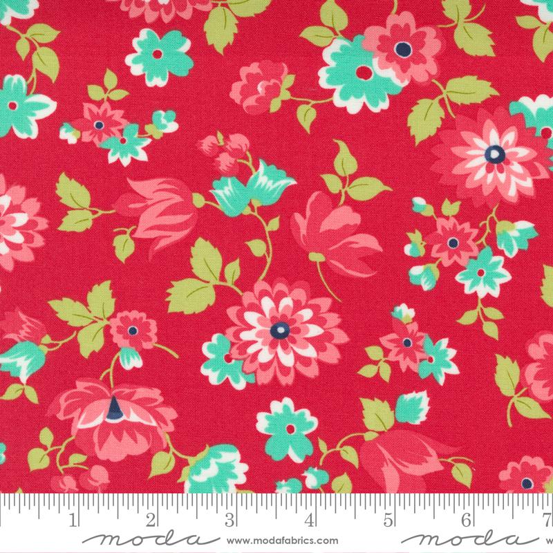 Shine On 55211-11 Blossom Red