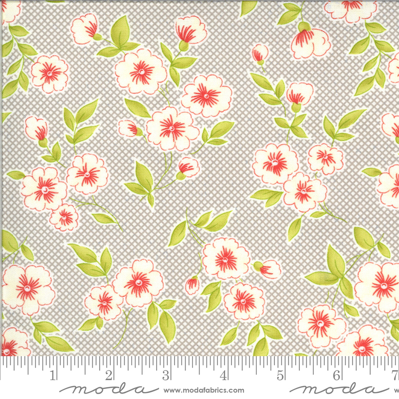 Figs Shirtings Floral Dusk 20390 17