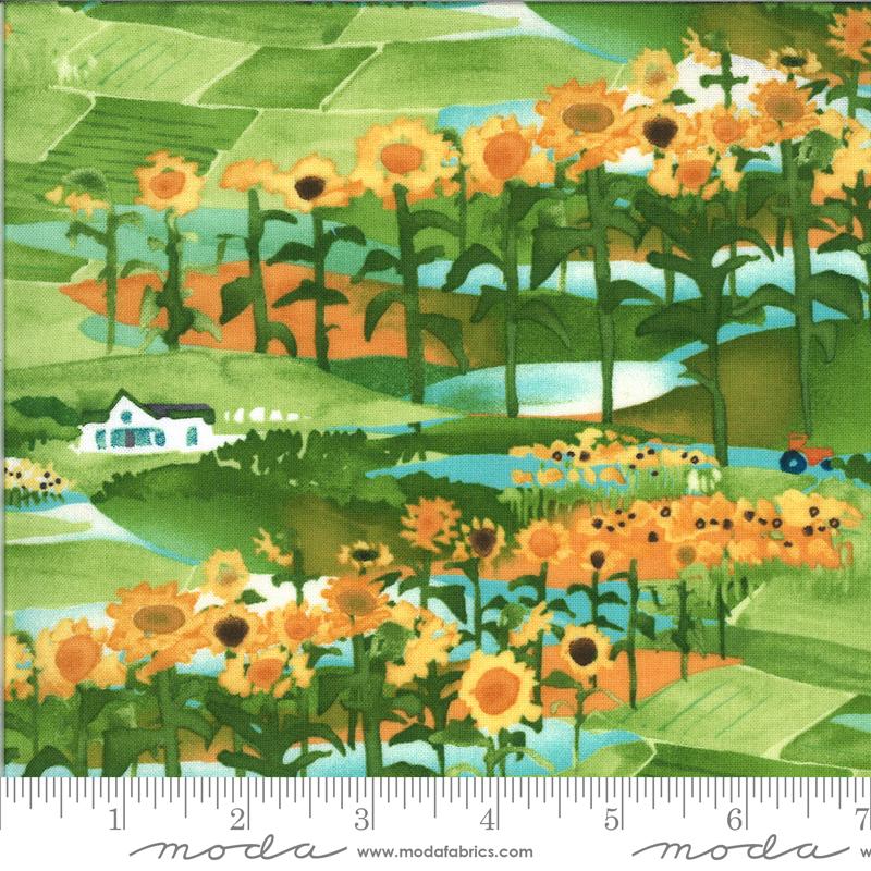 Solana Scenic Clementine (48681 15) designed by Robin Pickens