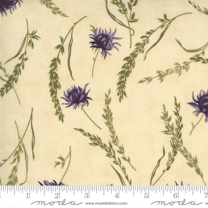 Mill Creek Garden by Jan Patek - Wild Flowers - Ivory - Moda 2240 11