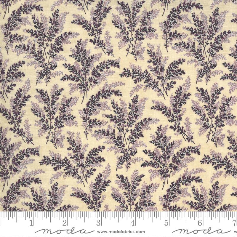 Mill Creek Garden Ferns - Ivory Purple