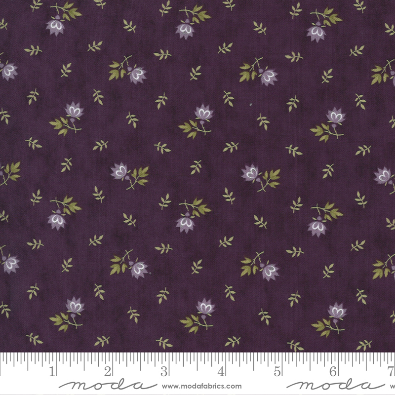 Mill Creek Garden - Purple flower 2244 12