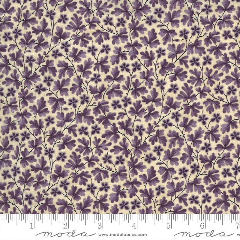 Mill Creek Garden Ivory Purple