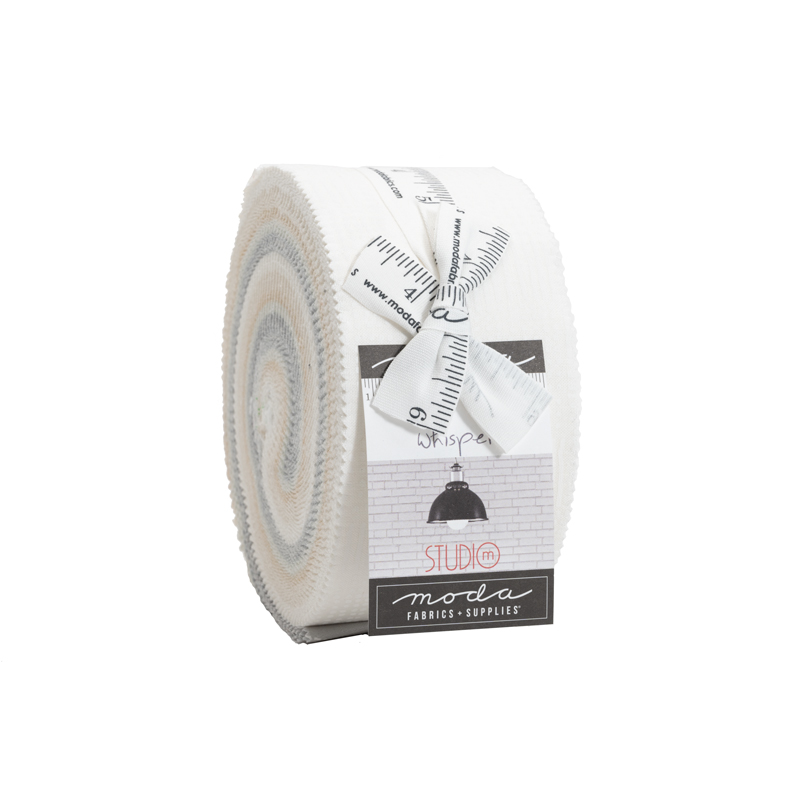 Whispers Jelly Roll® Low Volume Modern Neutrals