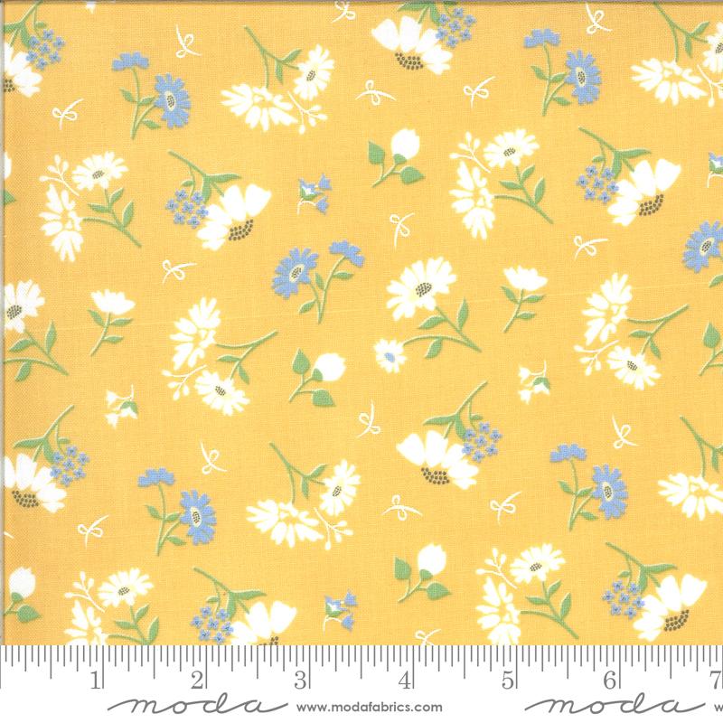 Spring Brook Sunny Med Floral 29111 14