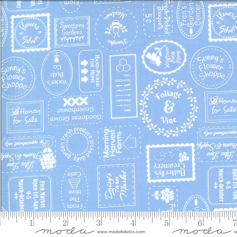 Spring Brook - Seed Catalog - Bluebonnet