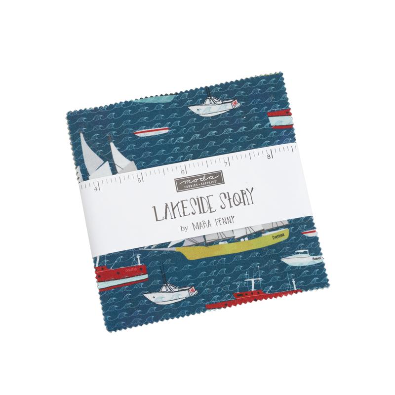 Moda Lakeside Story Charm Pack