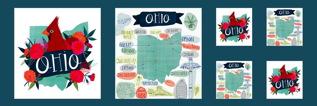 Lakeside Story Panel - Ohio
