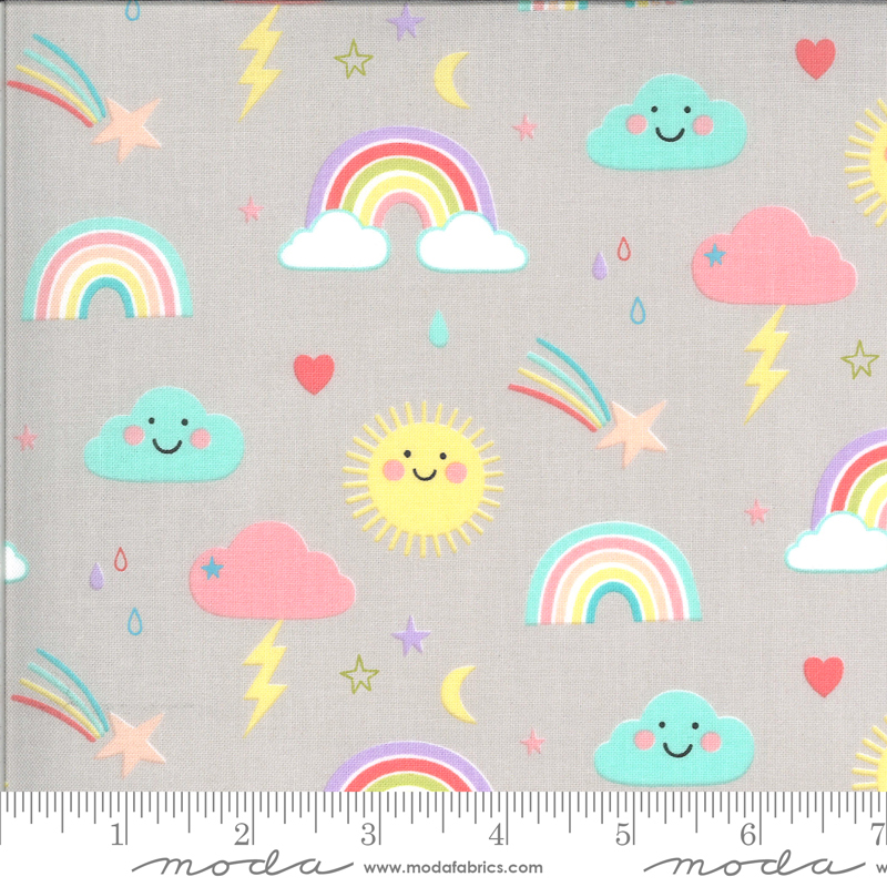 Hello Sunshine Rainbows Cloudy 35350 12