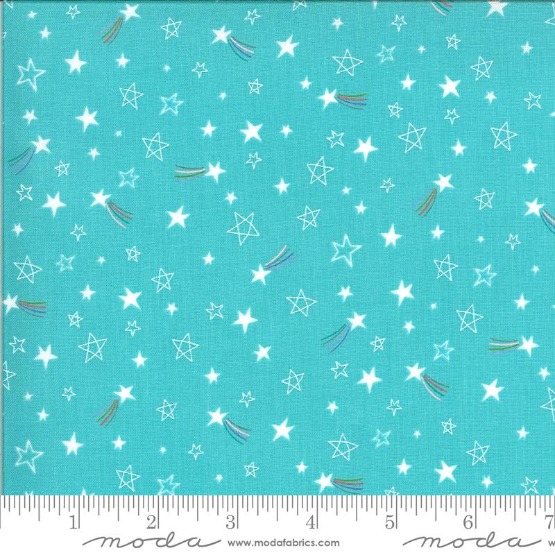Hello Sunshine 35354-16 Stars Aqua