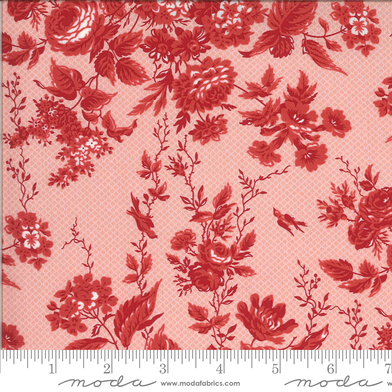 Roselyn Floral Rose (14910 15) designed by Minick & Simpson