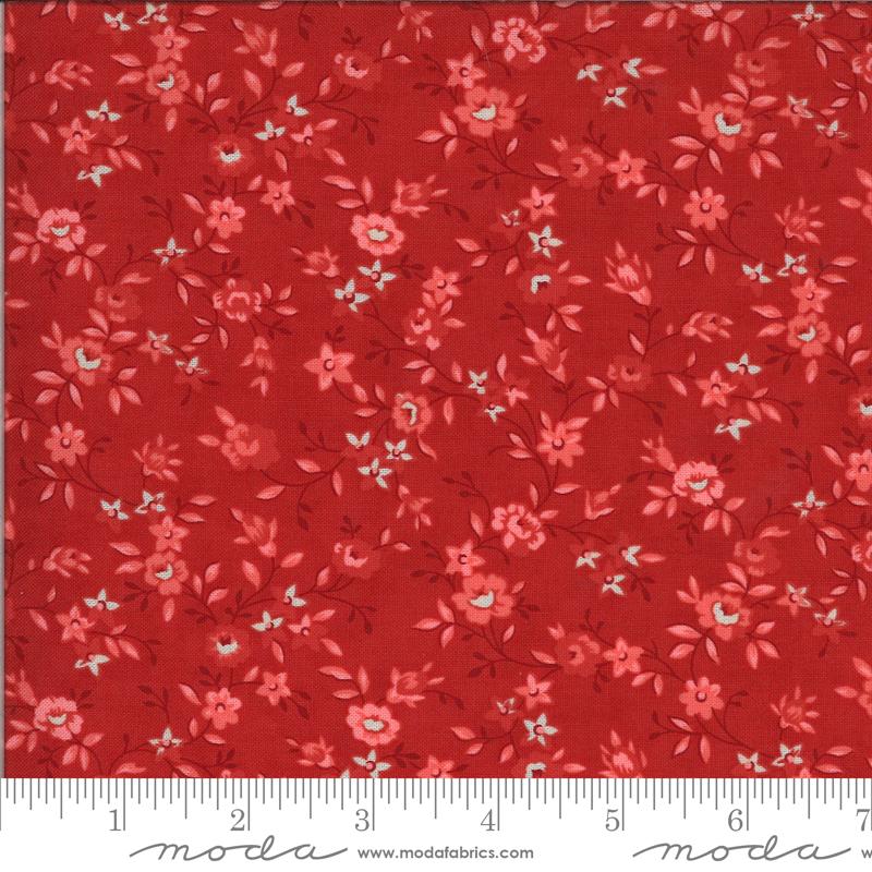 514912 - 14 Roselyn Flower Vine - Cranberry (21C)