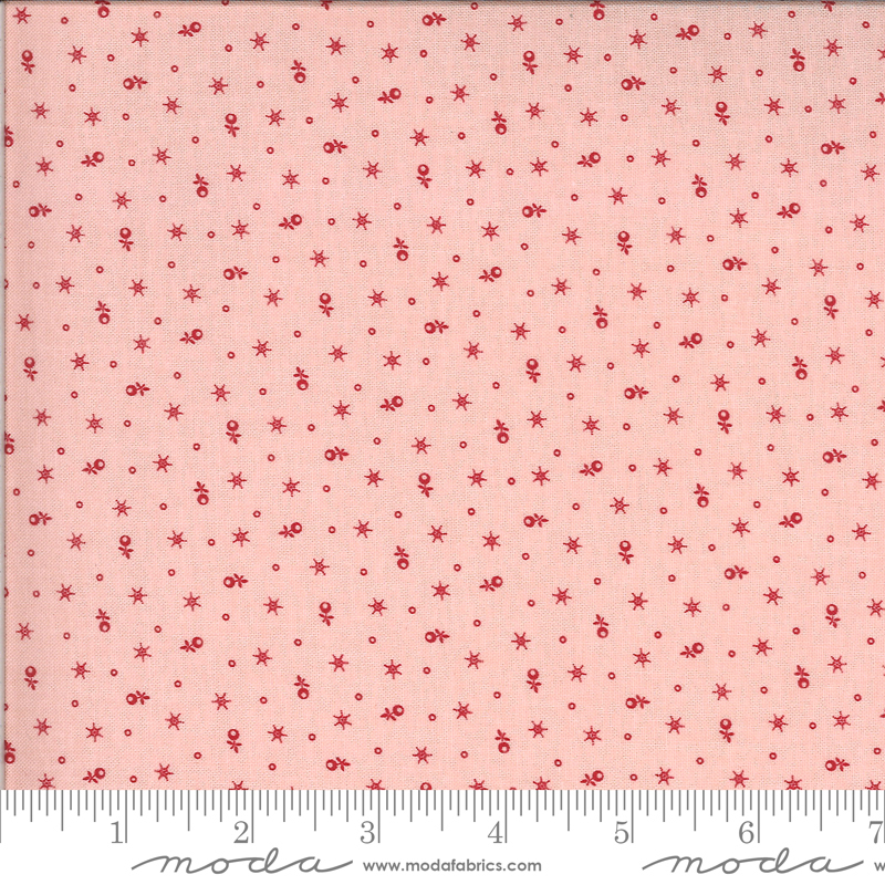 514916-15 Roselyn Tiny Calico - Rose (21C)