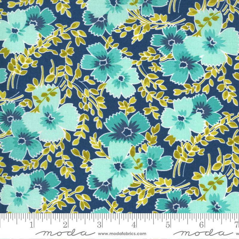 Flowers For Freya - Breezy Blooms / Bluebird