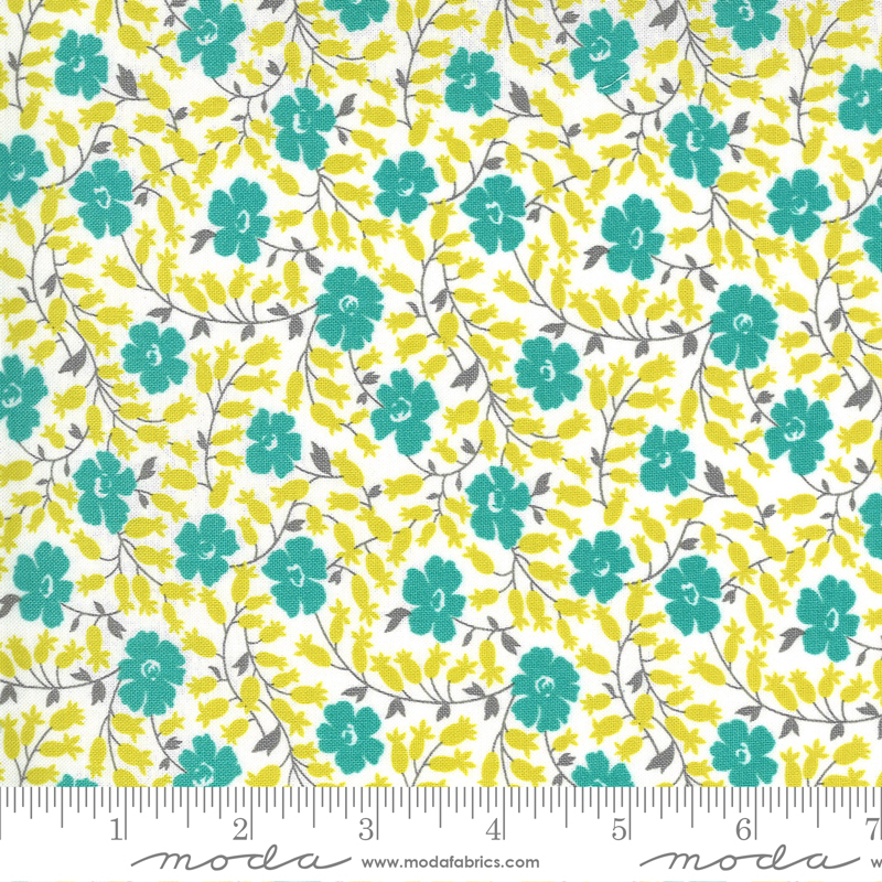 Moda Flowers For Freya Cloud Pond 23333 11 by Linzee Mc Cray