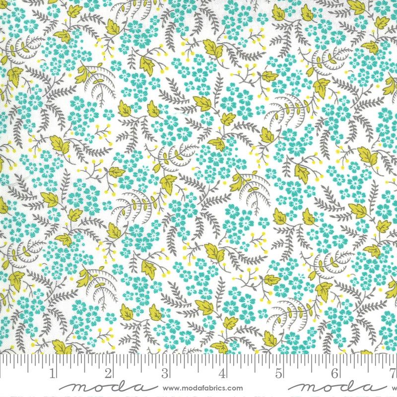 Moda Flowers For Freya Cloud Pond 23336 11 by Linzee McCray