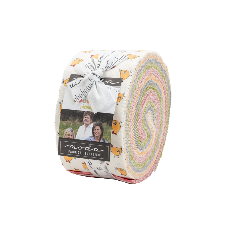 Spring Chicken Jelly Roll