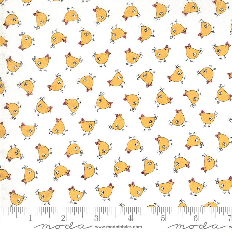 55521 11 Spring Chicken Cream - Yellow (21D)