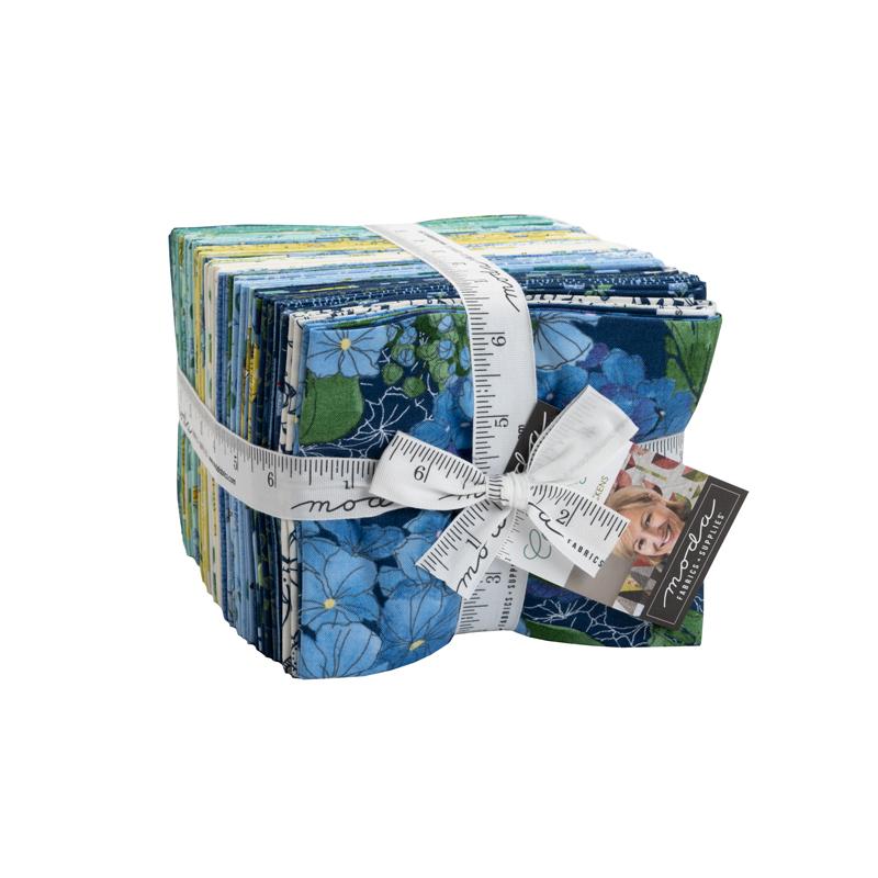 Fabric Precut - Cottage Bleu AB 38 skus