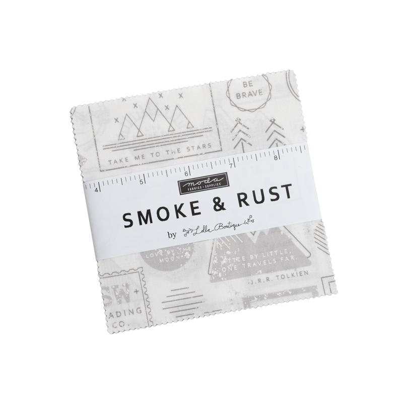 Smoke Rust Charm Pack