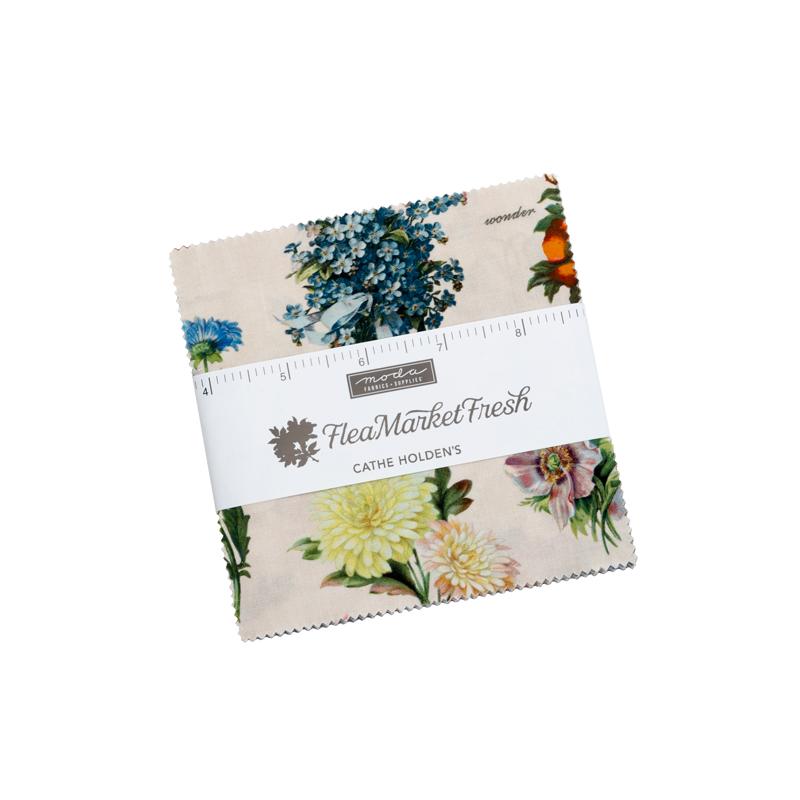 Flea Market Fresh Charm Pack
