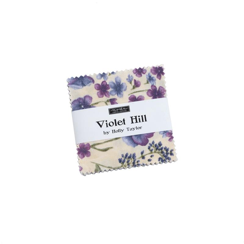 Violet Hill Mini Charm