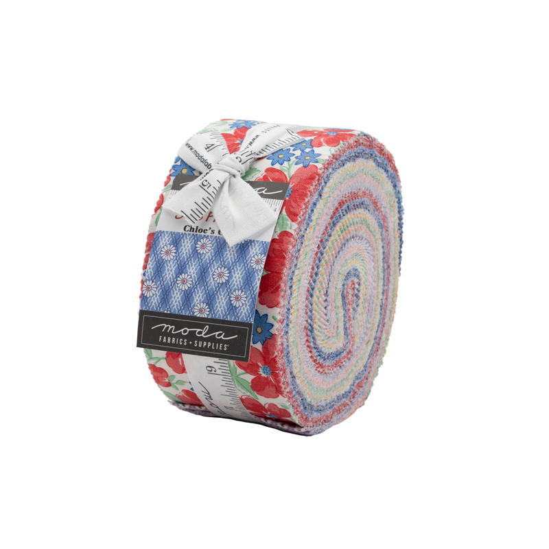 30s Playtime Jelly Roll - Chloes Closet - Moda