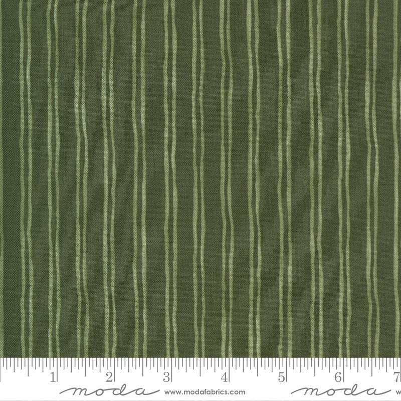 Violet Hill Celery - Stripes