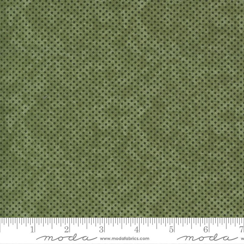 Violet Hill Celery - Dots