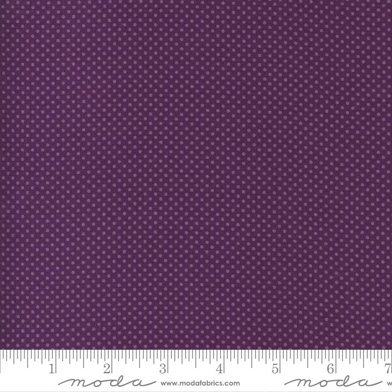 Violet Hill Magenta - Dots