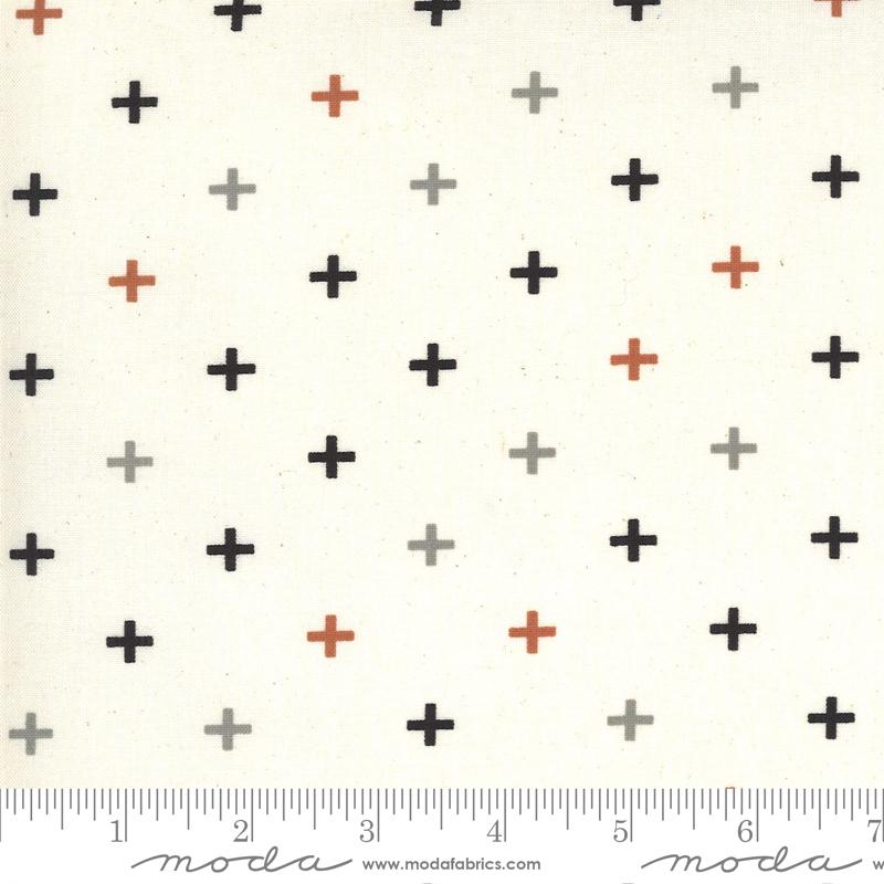 Smoke & Rust -  Plus - Flax 5135 12