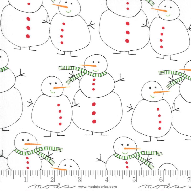Merry Bright Winter White