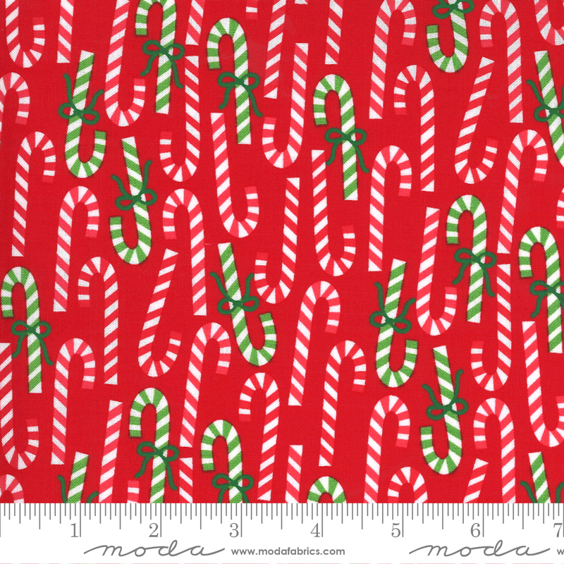 Merry Bright Poinsettia Red 22402 11
