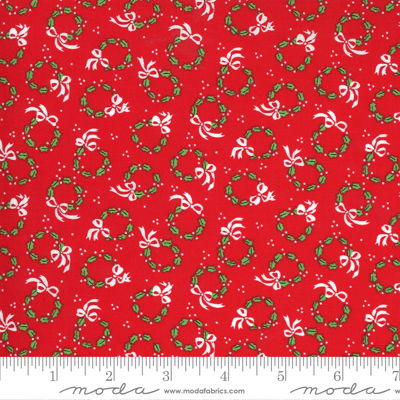 Merry Bright Poinsettia Red