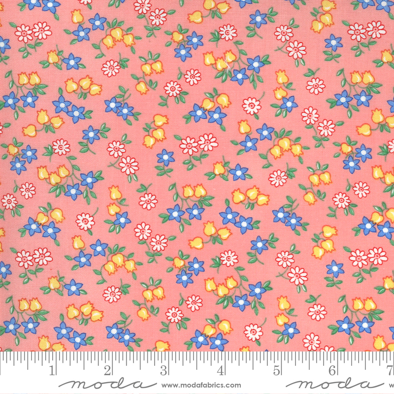 30s Playtime Petal Floral