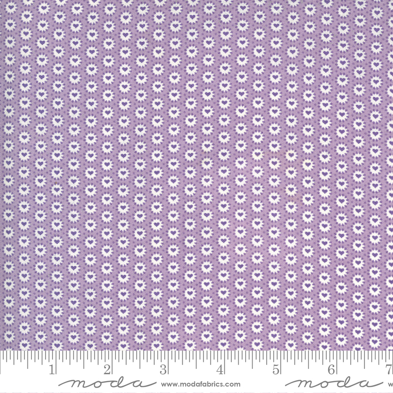 30s Playtime Lilac Dots