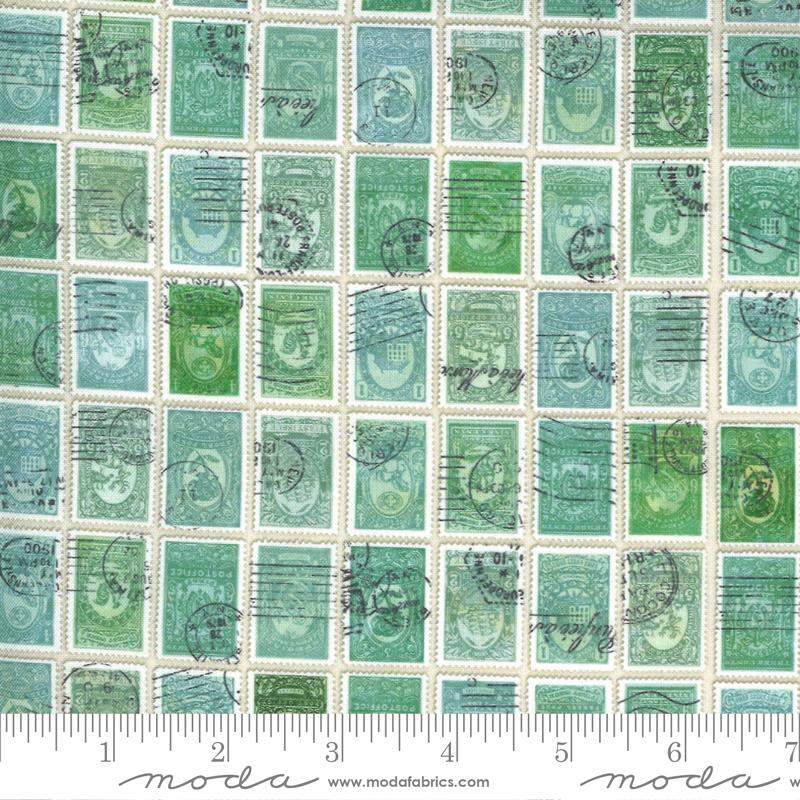 Flea Market Fresh Aqua Stamps 7374 14
