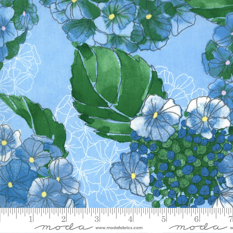 Cottage Bleu Mist #48690 16