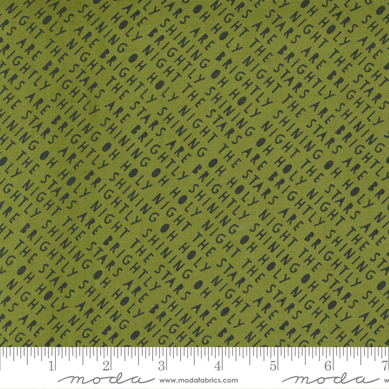 55533 22 Red Barn Christmas Grass