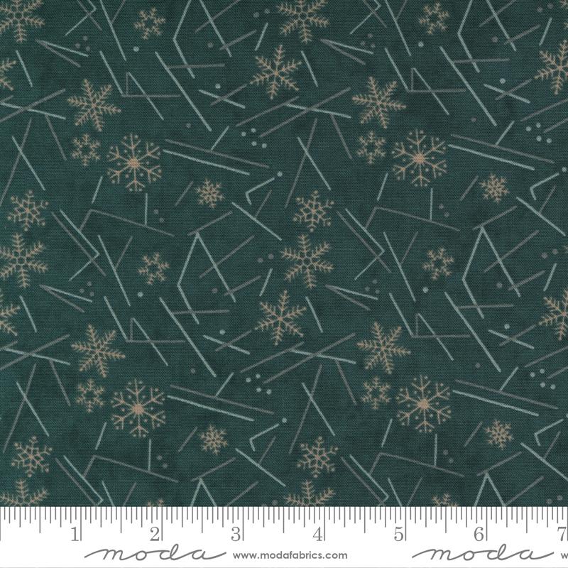 Warm Winter Wishes Spruce Green