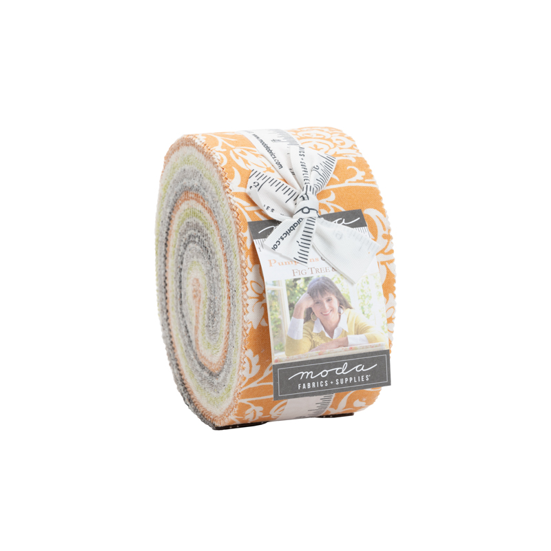 Pumpkins Blossoms Jelly Roll®