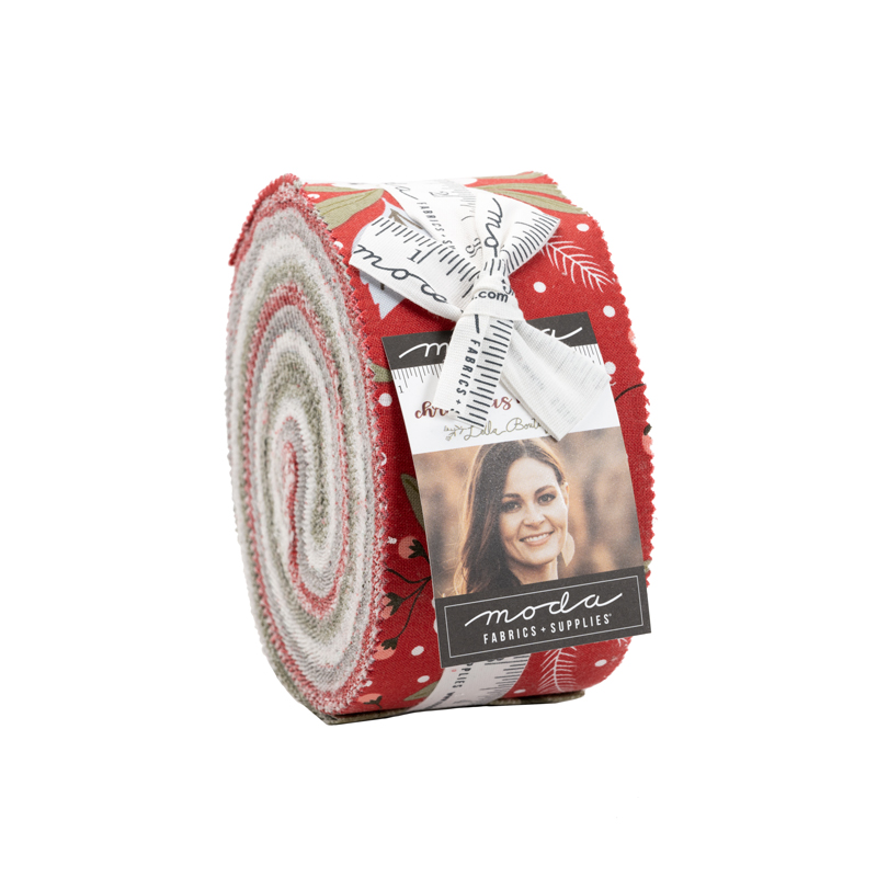 Christmas Morning Jelly Roll - Lella Boutique - Moda