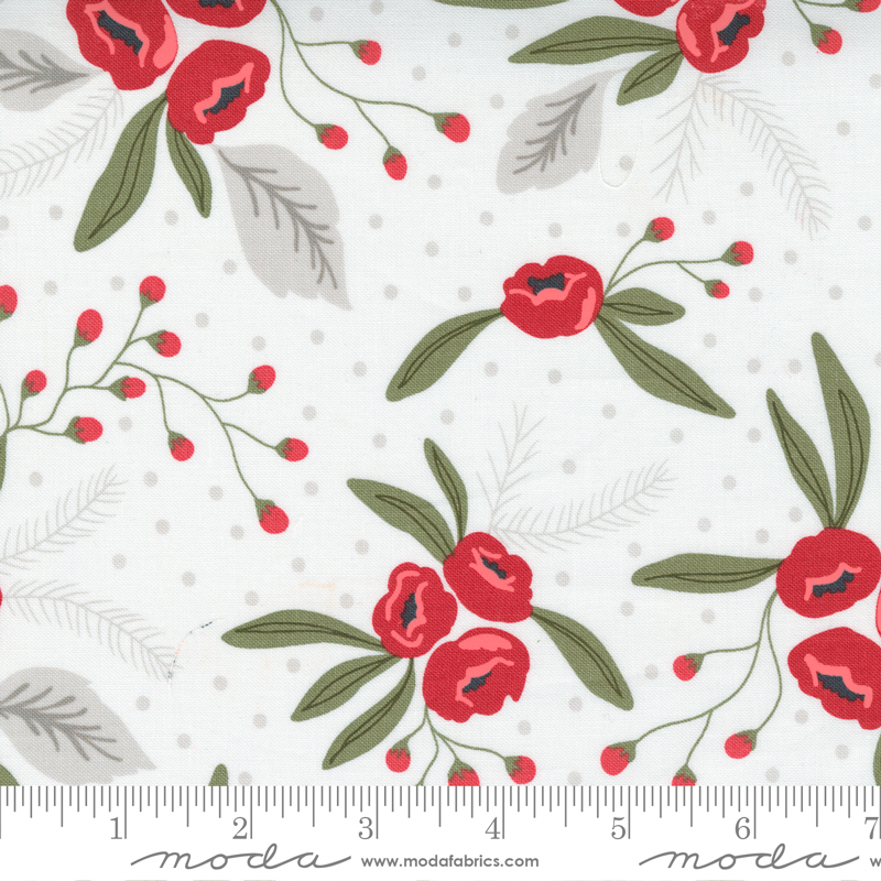 Christmas Morning Snow White by Lella Boutique