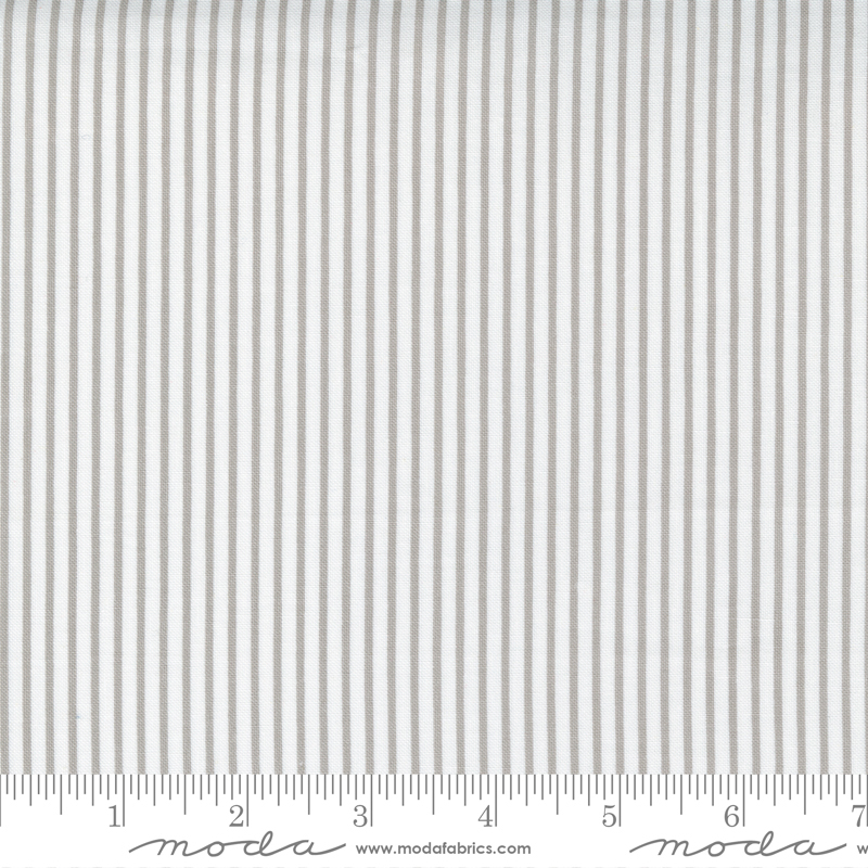 Christmas Morning : Dove Yuletide Stripe - #5148-14 - Lella Boutique