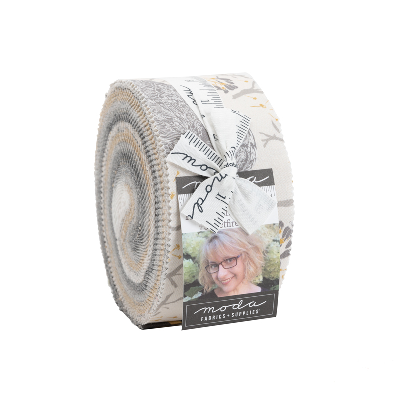 Moda Through The Woods Jelly Roll