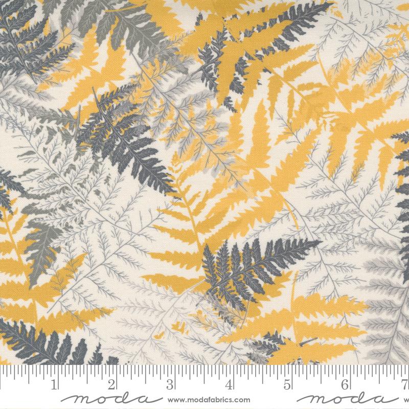 Through The Woods 43112-13 Golden Yellow