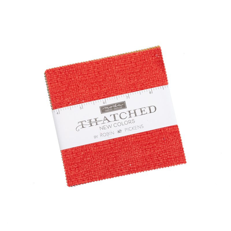 Thatched New Charm Pack by Robin Pickens