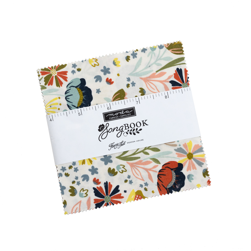 Songbook Charm Pack