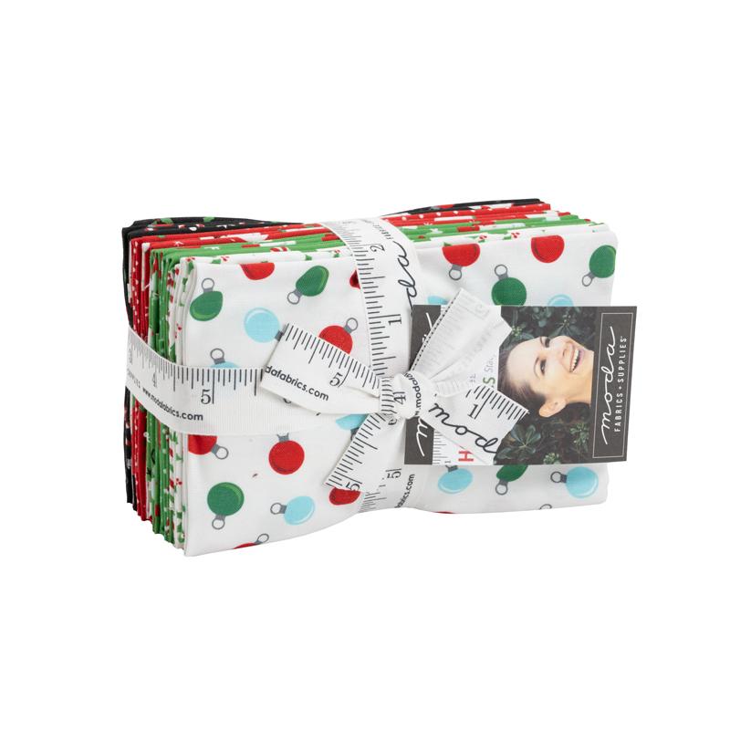 Holiday Christmas 9 x 22 Cut (20 Pieces) - Stacy Iest Hsu - Moda