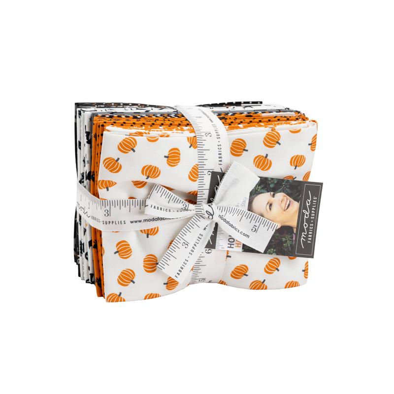 Holiday Essentials Halloween Fat Quarter Bundle by Stacy Iest Hsu for Moda 20730AB